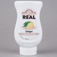 Ginger Real 16.9 fl. oz. Infused Syrup
