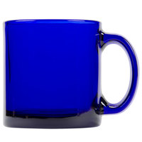 Libbey 5213B 13 oz. Cobalt Warm Beverage Mug - 12/Case