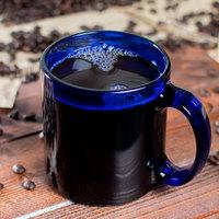 Libbey 5213B 13 oz. Cobalt Warm Beverage Mug   - 12/Case