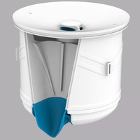 Bobrick FWFC-20 Falcon Waterfree Urinal Cartridge - 20/Case