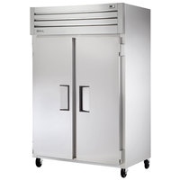 True STM2R-2S-HC 52 inch Solid Door Reach-In Refrigerator