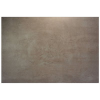 BFM Seating CNT3048 Midtown 30 inch x 48 inch Textured Concrete Laminate Indoor Tabletop