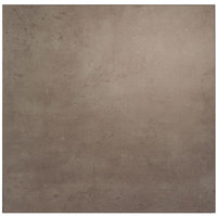 BFM Seating CNT3636 Midtown 36 inch Square Textured Concrete Laminate Indoor Tabletop