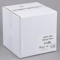 Regal Foods 100% Atta Wheat Flour - 5 lb.