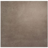 BFM Seating CNT2424 Midtown 24 inch Square Textured Concrete Laminate Indoor Tabletop
