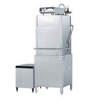 Jackson TempStar HH/GPX Door Type Dishwasher - High Hood with Gas Booster Heater - 208/230V