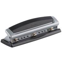 Swingline 74037 Precision Pro 10 Sheet Desktop 2-to-3 Hole Punch - 9/32 inch