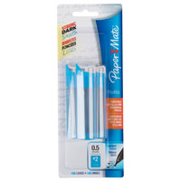 Paper Mate PAP66400PP Black 0.5mm HB #2 Lead Refill - 105/Pack