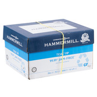Hammermill 162016CT Tidal 8 1/2 inch x 14 inch White Ream of 20# Multipurpose Copy Paper - 10/Case
