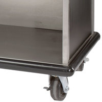 Advance Tabco SU-80 3-Sided Continuous Bumper Option