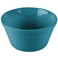 Carlisle PCD30815 Teal 8.4 oz. Polycarbonate 4 inch Bouillon Cup - 48/Case