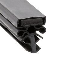 Traulsen 341-41448-01 Equivalent Magnetic Door Gasket - 22 3/4 inch x 29 1/2 inch