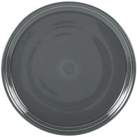 Homer Laughlin 505339 Fiesta Slate 15 inch Baking / Pizza Tray - 4/Case