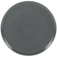 Homer Laughlin 575339 Fiesta Slate 12 inch Baking / Pizza Tray - 4/Case