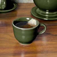 Homer Laughlin 452340 Fiesta Sage 7.75 oz. Cup - 12/Case