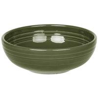 Homer Laughlin 1458340 Fiesta Sage 38 oz. Medium Bistro Bowl   - 6/Case