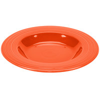 Homer Laughlin 462338 Fiesta Poppy 21 oz. China Pasta Bowl - 12/Case