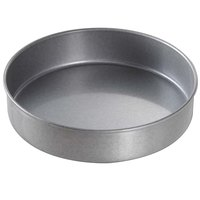 "Chicago Metallic 49020 9"" x 2"" Aluminized Steel Round Customizable Cake Pan"