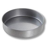 Chicago Metallic 49020 9 inch x 2 inch Aluminized Steel Round Cake Pan