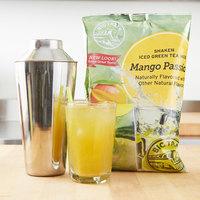 Big Train 2 lb. Shaken Mango Passion Iced Green Tea Mix