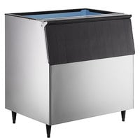Hoshizaki B-700SF 44 inch Ice Storage Bin with Stainless Steel Finish - 700 lb.