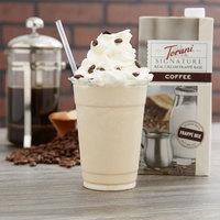 Torani 32 oz. Signature Coffee Real Cream Frappe Base