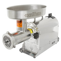 Weston 10-3201-W #32 Pro Series Electric Meat Grinder - 120V - 2 hp