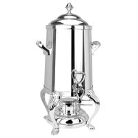Eastern Tabletop 3203QA-SS Queen Anne 3 Gallon Stainless Steel Coffee Urn