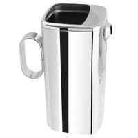 Eastern Tabletop 7440 Java 64 oz. Stainless Steel Water Pitcher