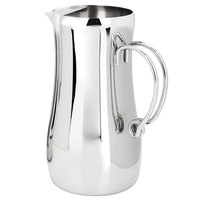 Eastern Tabletop 7430 Ballerina 64 oz. Stainless Steel Water Pitcher
