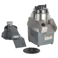 Hobart HCC34-1 Combination Food Processor with 3.2 Qt. Stainless Steel Bowl and SureSense Speed Control - 1 1/2 hp