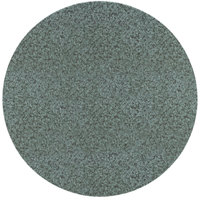 Grosfillex 99832025 30 inch Round Granite Green Outdoor Molded Melamine Table Top
