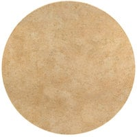 Grosfillex 99832058 X1 30 inch Round Catalan Outdoor Molded Melamine Table Top