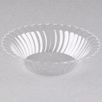 Fineline 211-CL Flairware 10 oz. Clear Plastic Bowl - 180/Case