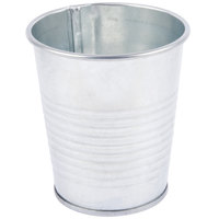 American Metalcraft FGS335 10 oz. Galvanized Soup Can