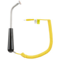 Cooper-Atkins 50012-K -40 to 500 Degrees Fahrenheit Type-K Angled Surface Probe with 0.67 inch Tip
