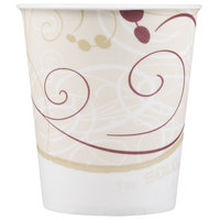Dart Solo R53-J8000 Symphony 5 oz. Wax Treated Paper Cold Cup - 100 / Pack