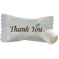 Thank You Individually Wrapped Buttermints - 1000/Case