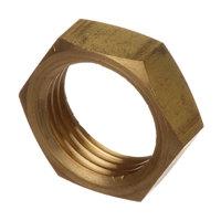 Cleveland 104081 Nut;Hex Jam;5/8-18;Brass