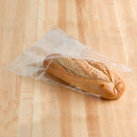 Plastic Bread Bag 13 inch x 24 inch with Micro-Perforations - 1000/Case