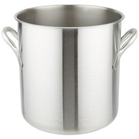 Vollrath 78620 Classic 24 Qt. Stainless Steel Stock Pot