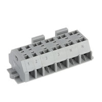 Frymaster 8101163 Block,3 Plcs Screwless Terminl
