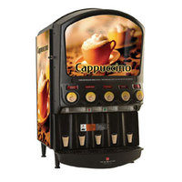 Grindmaster PIC-5 Five Flavor Powdered Specialty Beverage Dispenser