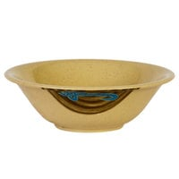Wei 24 oz. Round Melamine Deep Bowl - 12/Case