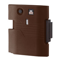Cambro UPCHTD8002131 Dark Brown Heated Retrofit Top Door for Cambro Camcarrier - 220V (International Use Only)