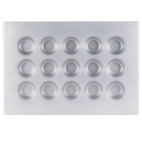 15 Cup Large Cupcake / Muffin Pan 8.2 oz.