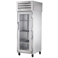 True STG1R-1G-HC Specification Series 27 1/2 inch Glass Door Reach-In Refrigerator