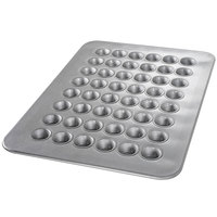 Chicago Metallic 45295 48 Cup 1.1 oz. Glazed Customizable Mini Muffin Pan