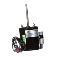 Kolpak 11634E Motor 1/10hp 230v 50/60hz