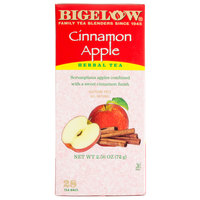 Bigelow Cinnamon Apple Herb Tea - 28/Box